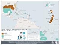 CLME: Marine Spatial Planning (MSP) Status